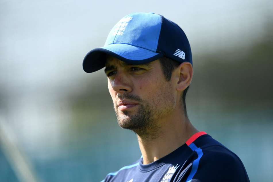 Alastair Cook Photos