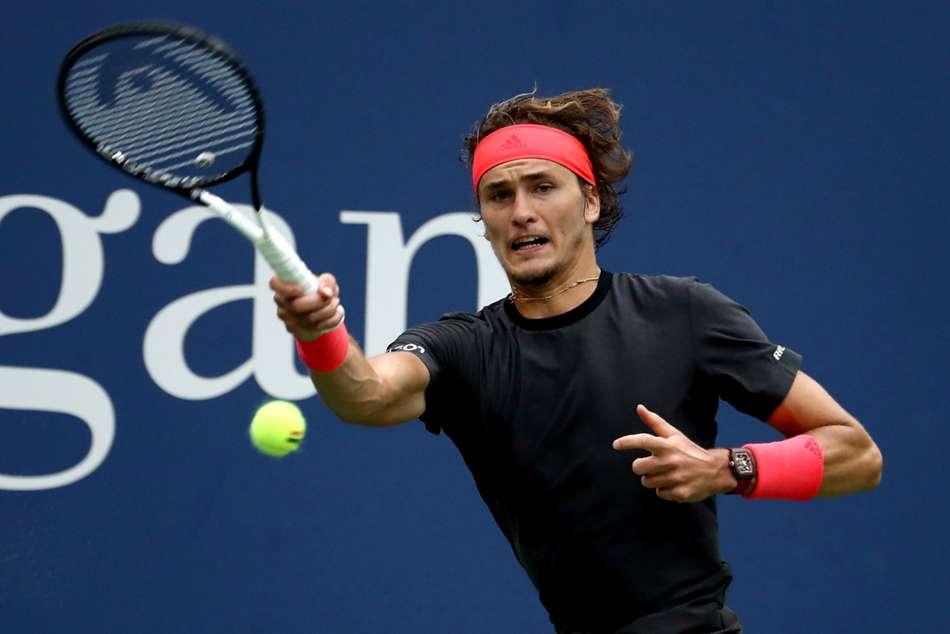 Zverev Djokovic Federer Us Open Cilic