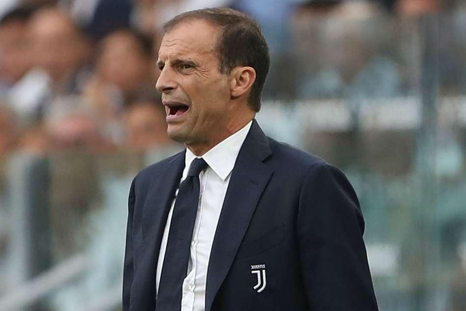 Massimiliano Allegri Douglas Costa Juventus Sassuolo