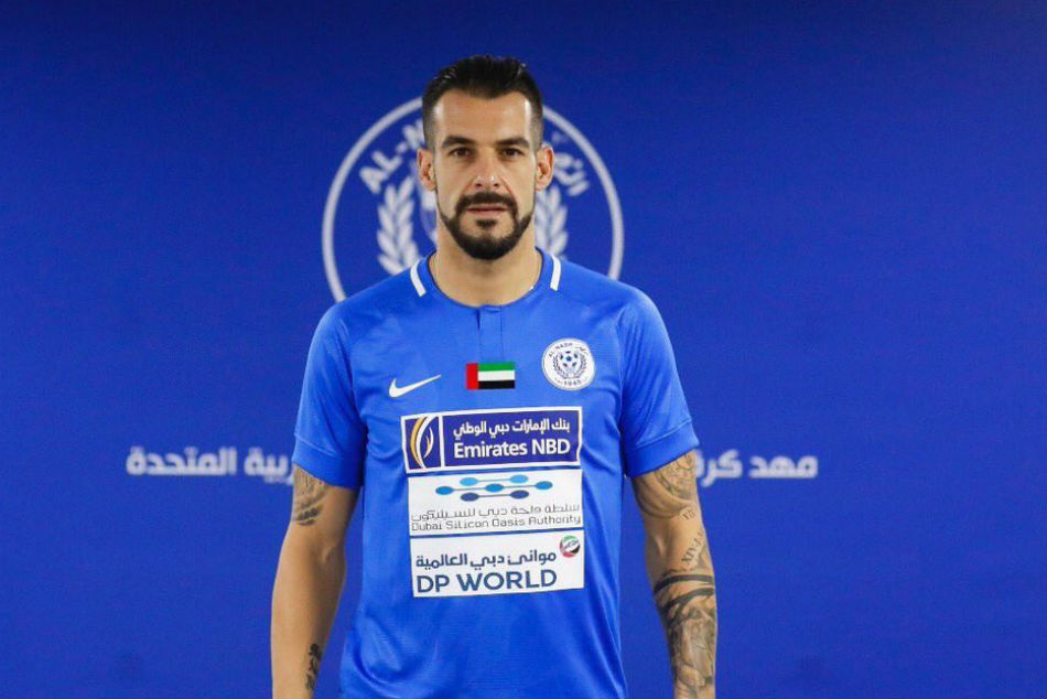 Negredo Joins Al Nasr From Besiktas