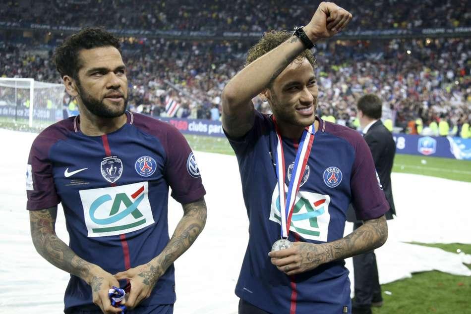 Dani Alves Neymar World Cup Criticism Psg