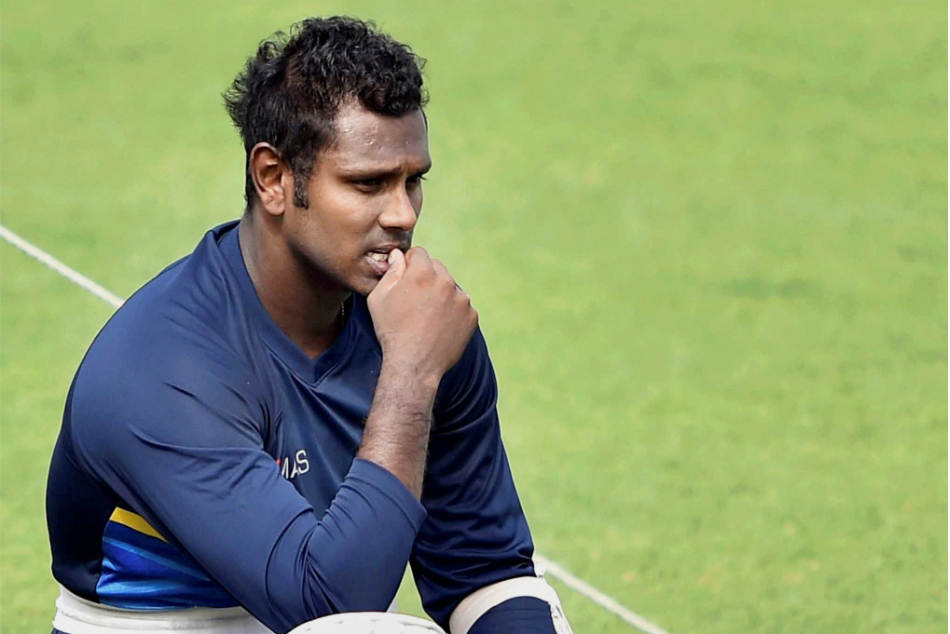 Image result for angelo mathews
