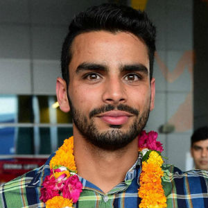 Triple Jumper Arpinder Singh Clinches Bronze Becomes First Indian Medallist Iaaf Continental Cup