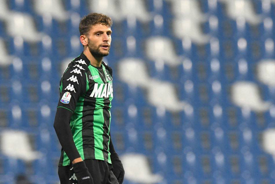 Barcelona to rival Roma for Sassuolo forward Domenico Berardi