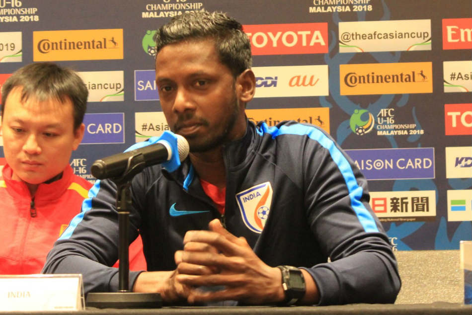 Afc U 16 Championship We Are Better Prepared Can Handle Stressful Situations Bibiano Fernandes