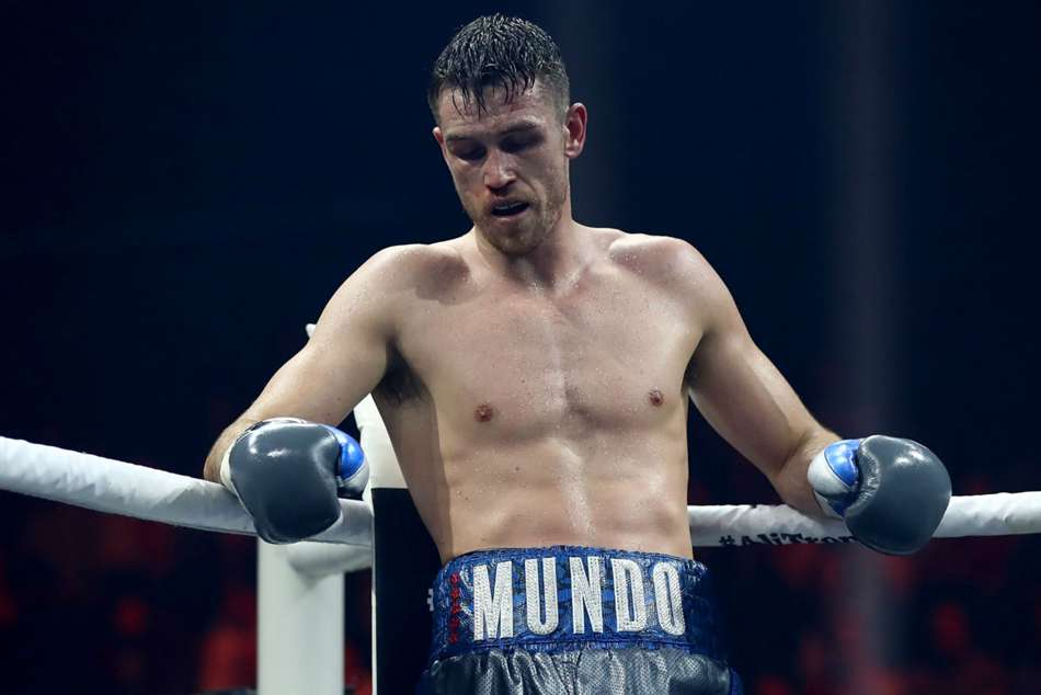 Smith Stops Groves Seventh Round Wba Super Middleweight Title Jeddah