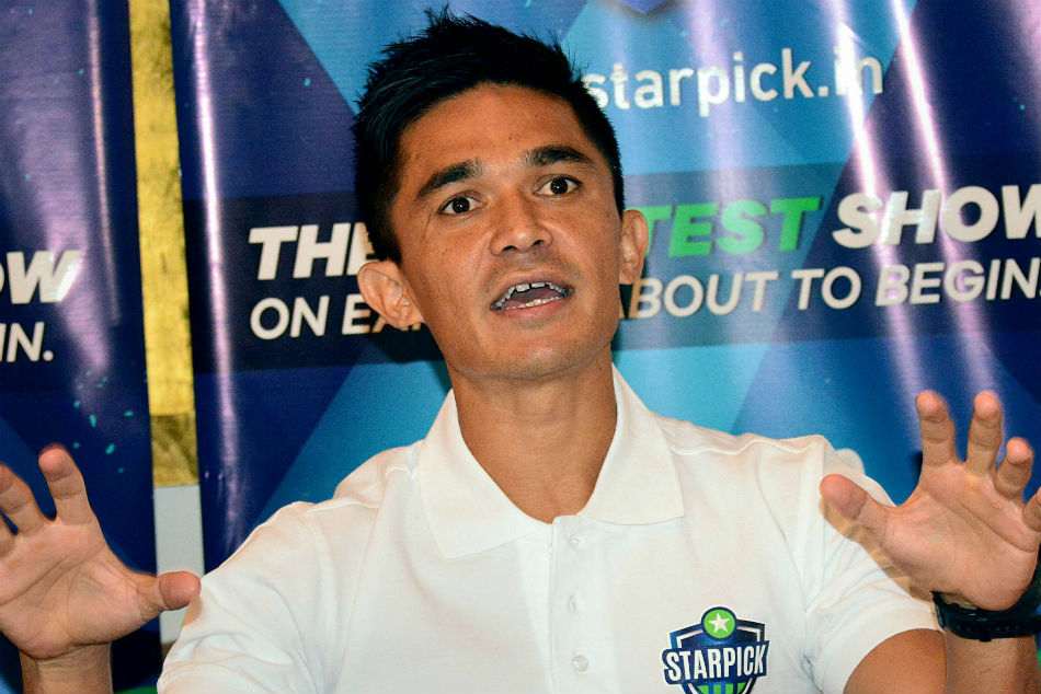 Chhetri Ready Afc Asian Cup Challenge