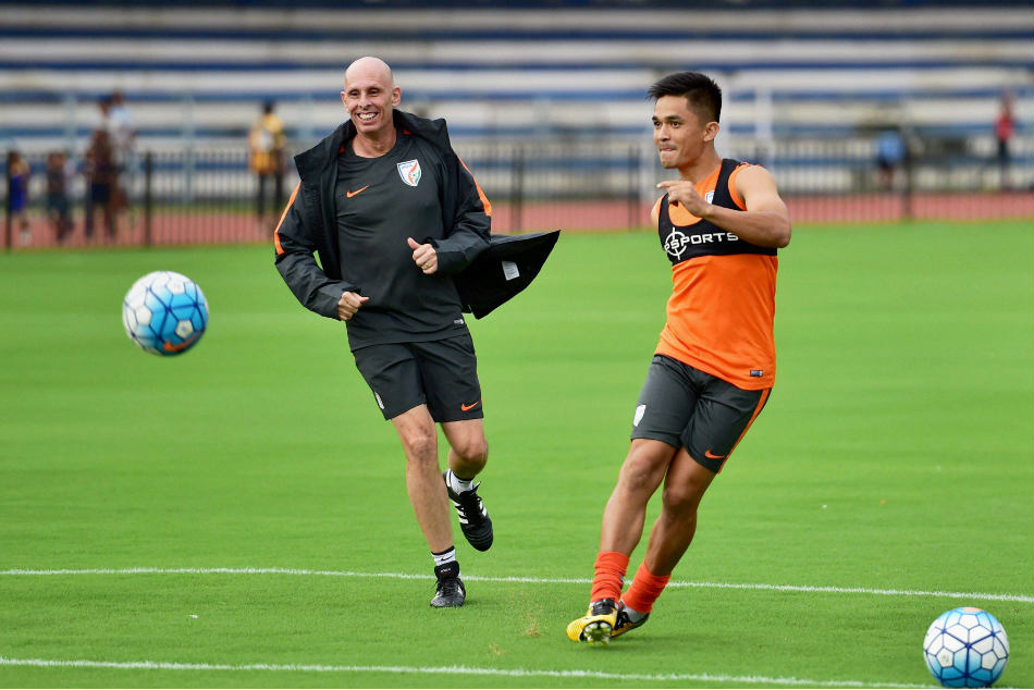 India Visit China First Time Ever Play An International Friendly