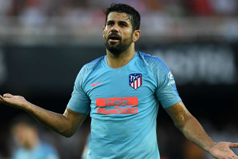 Champions League Costa Gimenez Seal Comfortable Win Atletic