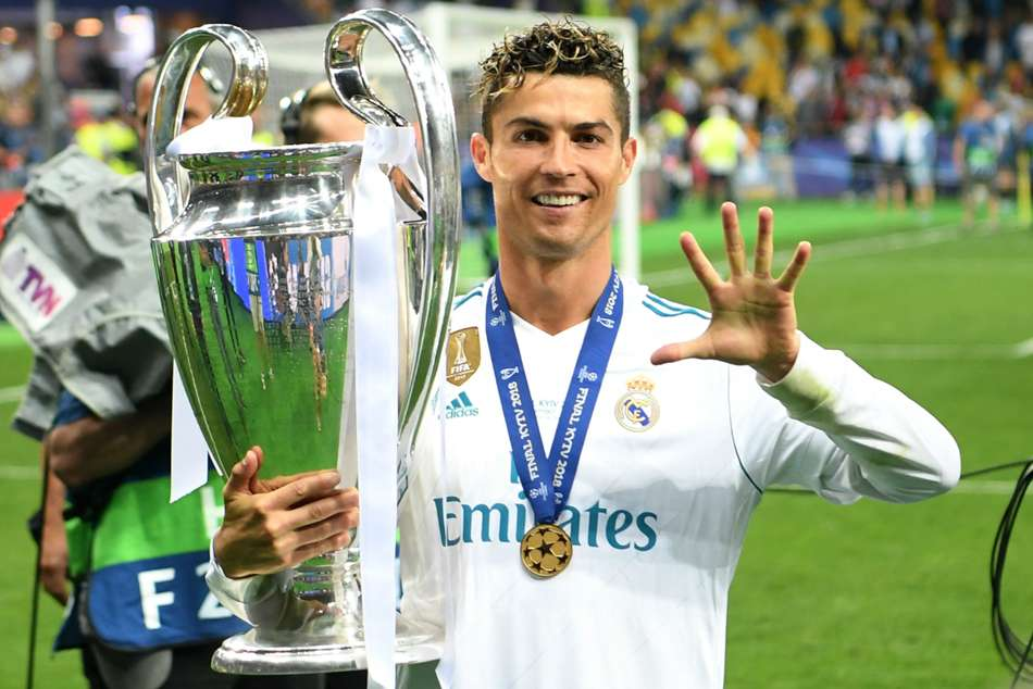 Real Madrid Cristiano Ronaldo Scoring Gap Champions League In Opta Numbers