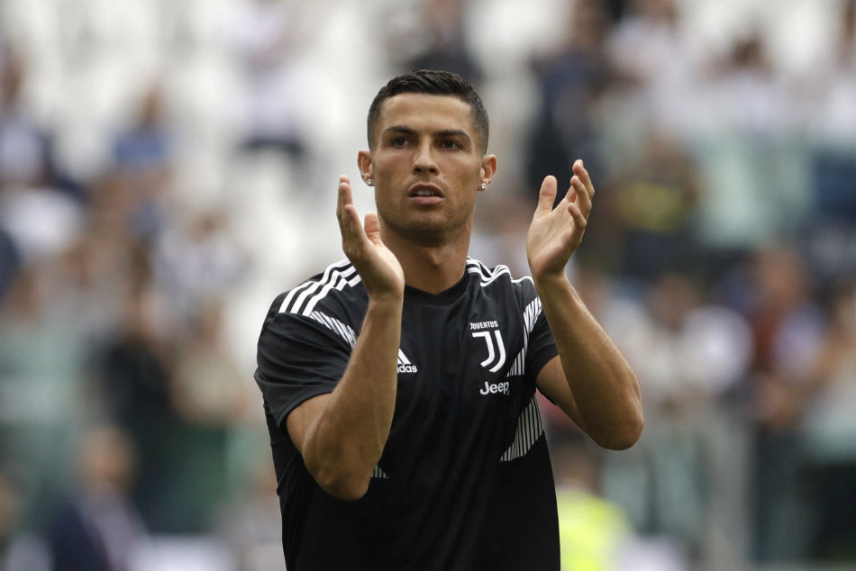 Serie Preview Tearful Ronaldo Picks Himself Up Juve Trip Frosinone