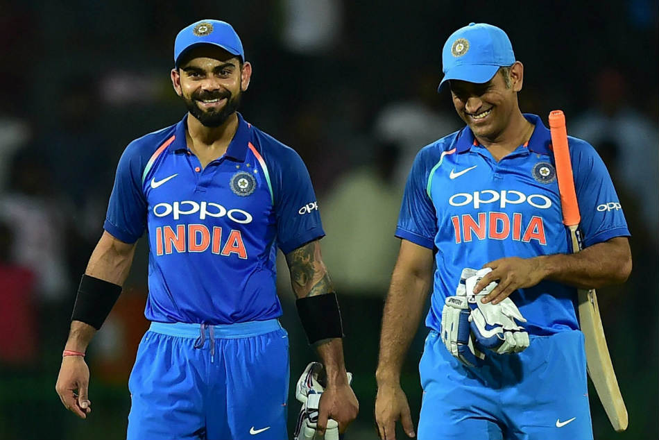 MS Dhoni handed over the mantle to Virat Kohli in January 2017