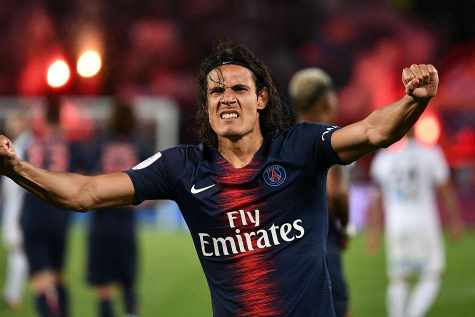 Edinson Cavani Photos