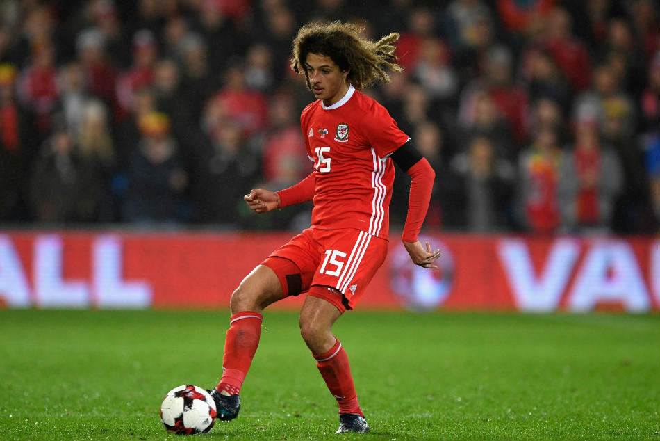 Ex Coach Reveals England Rejected Wales Chelsea Ethan Ampadu Taking Few Touches