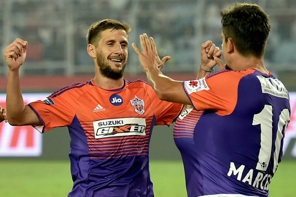 File photo of FC Pune City
