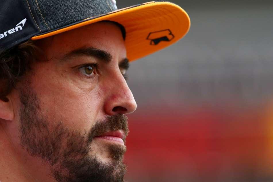 Magnussen Alonso Formula One Manza