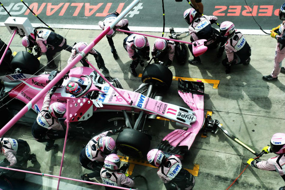 Force India Face Legal Action Over F1 Team S Sale