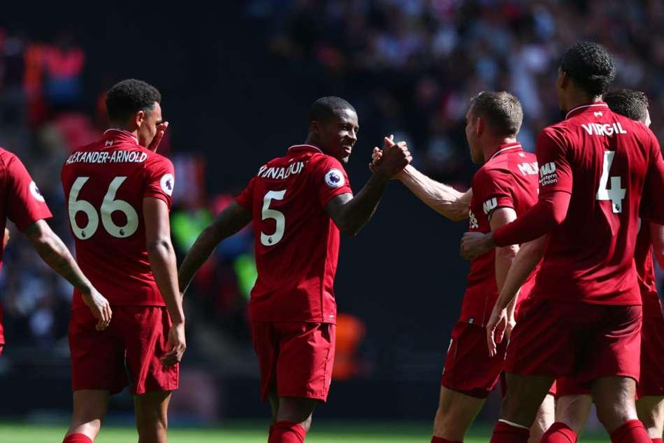 Tottenham 1 Liverpool 2 Wijnaldum Firmino Sound Reds Title Intentions