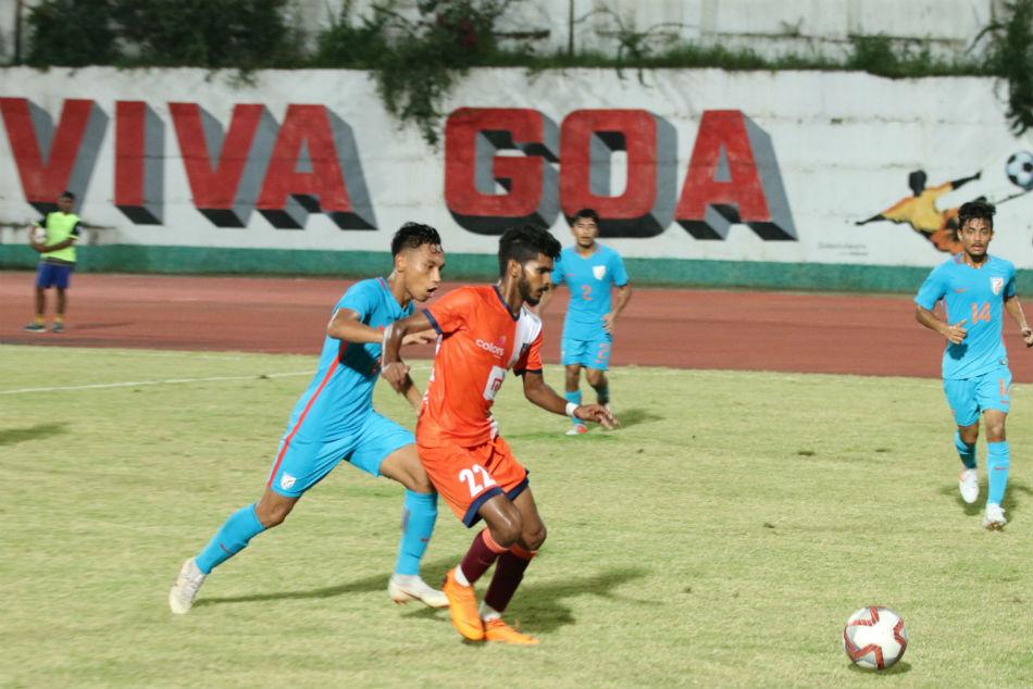 FC Goa ends pre-season on a high