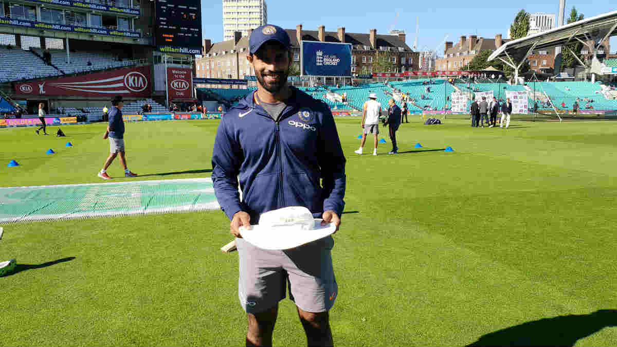 Hanuma Vihari became Indias 292nd Test cricketer
