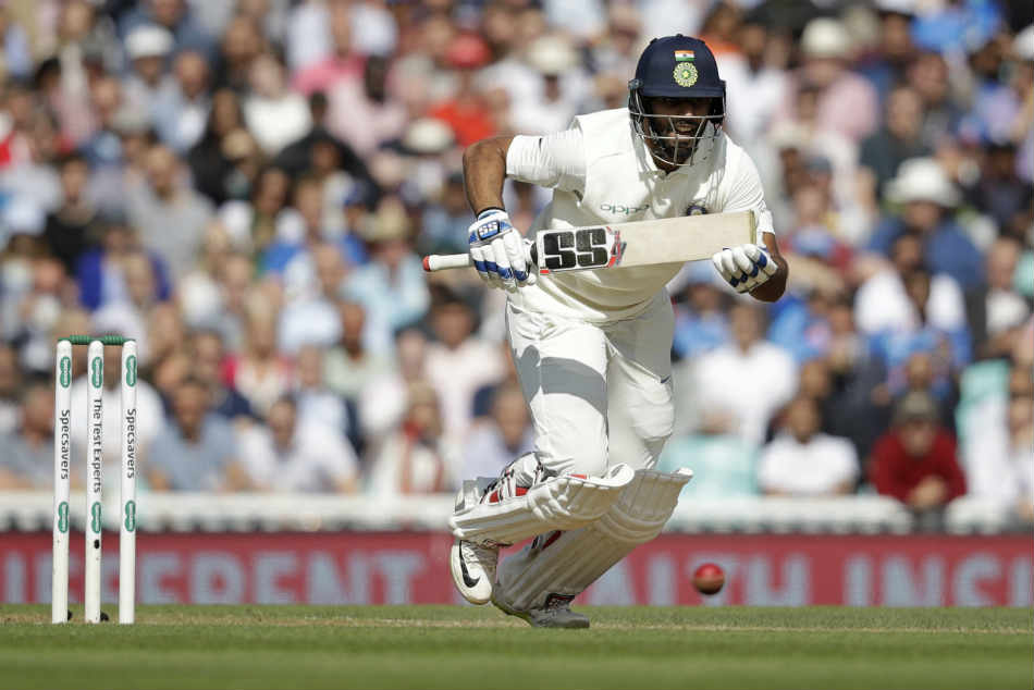 Hanuma Vihari made a fifty on his Test debut to impress all