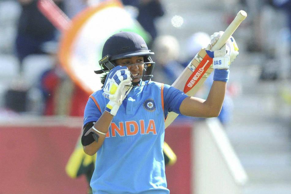 Harmanpreet Captain India Icc Women S World Twenty