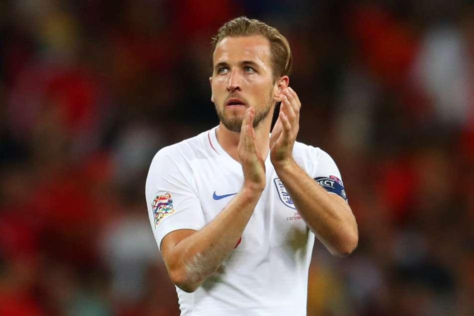 England Spain Harry Kane Danny Welbeck