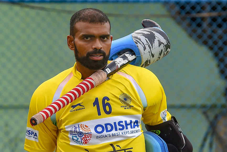 Core Hockey Squad Announced Sardar Left Out