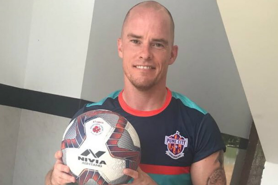 Isl Fc Pune City Has Right Mix Experience Youth Hume