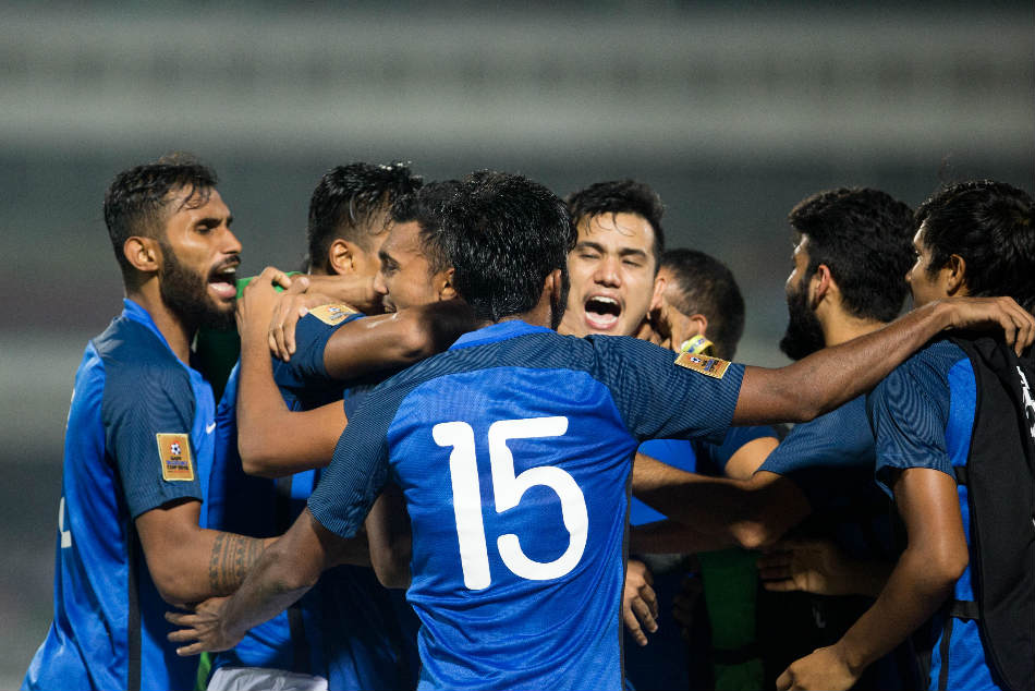 Saff Cup 2018 Drama As Lallianzuala Chhangte Clashes With Mohsin Ali India Pakistan
