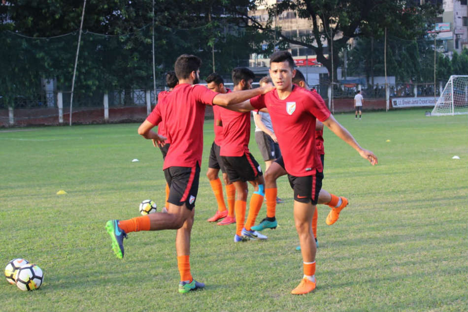 India will face Pakistan is the semifinals of the ongoing SAFF Suzuki Cup