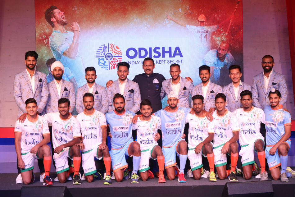 Indian Men S Hockey Team Gets New Look Hockey World Cup