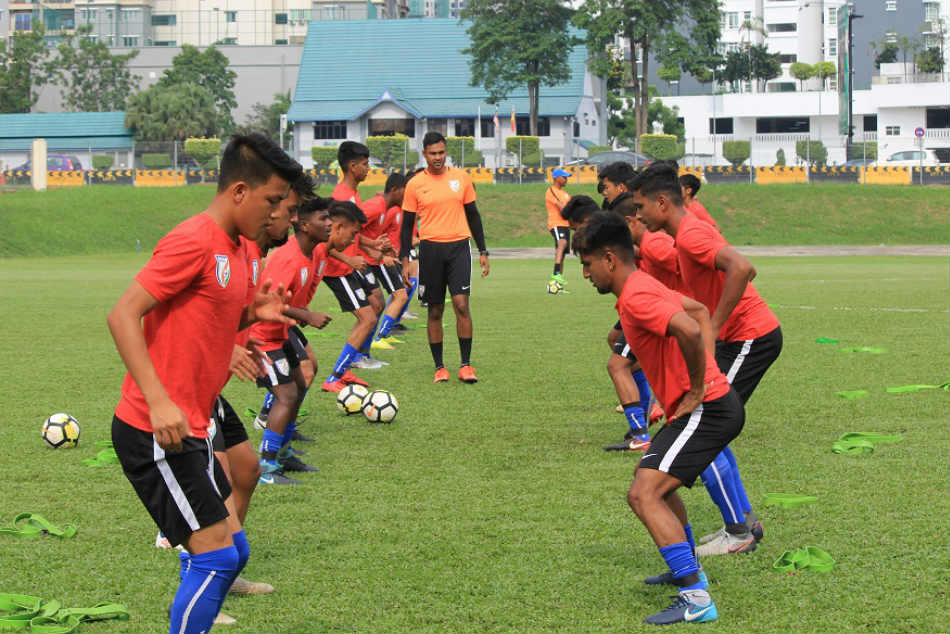 Afc U 16 Championship Dark Horse India Look Upset Odds