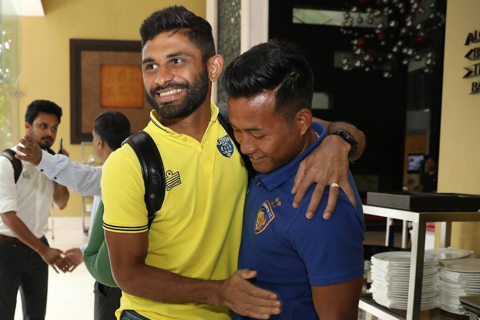 Isl Being Punished No Fault Mine Kerala Blasters Anas Edathodika 3 Match Ban