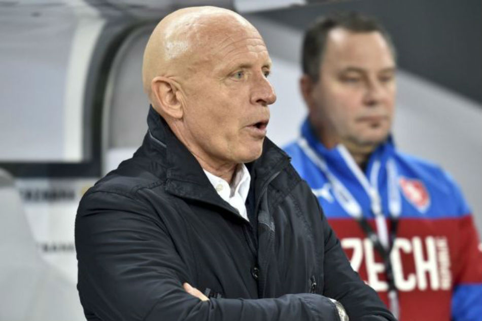 Czech Sack Coach Jarolim After Rout Russia