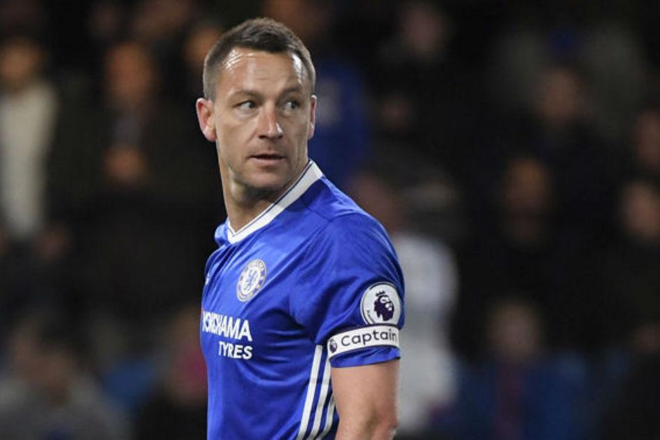 John Terry Makes Top Four Premier League Prediction