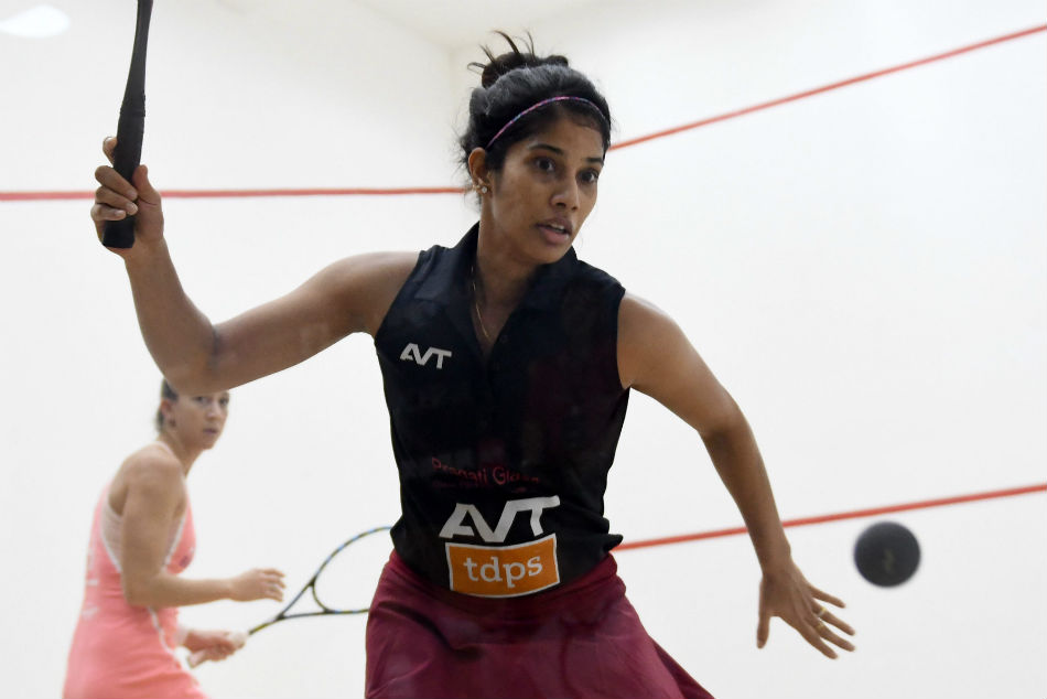 Joshna Chinappa Photos