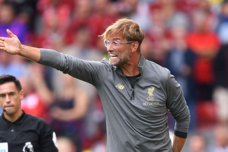 Jurgen Klopp set for tough run of fixtures
