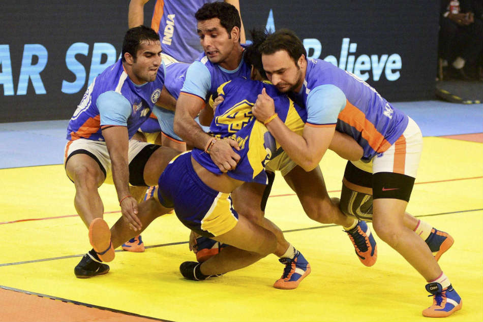New Kabaddi Federation India Launches Indo International Premier Kabaddi League