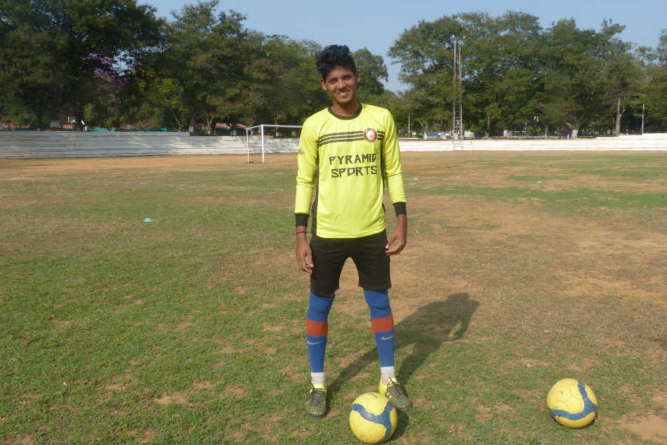 Kabir Toufik Joins I League Side Chennai City Fc South United Fc