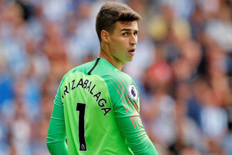Billedresultat for kepa arrizabalaga chelsea