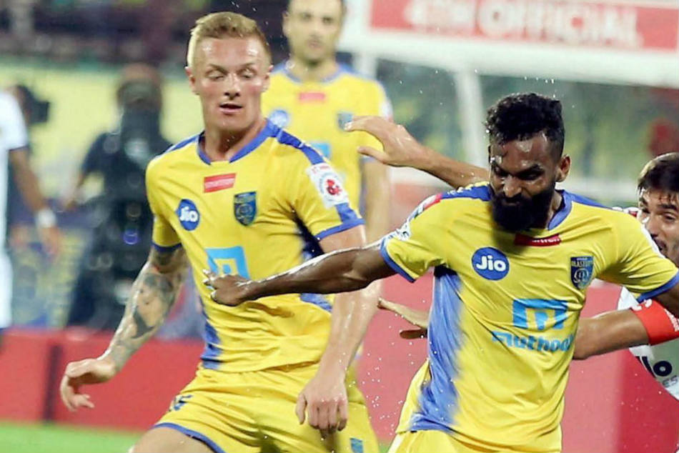 File photo of Kerala Blasters