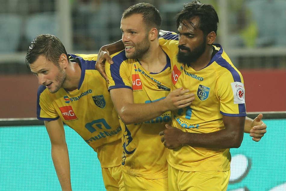 Isl Kerala Blasters Two Good Atk Opener