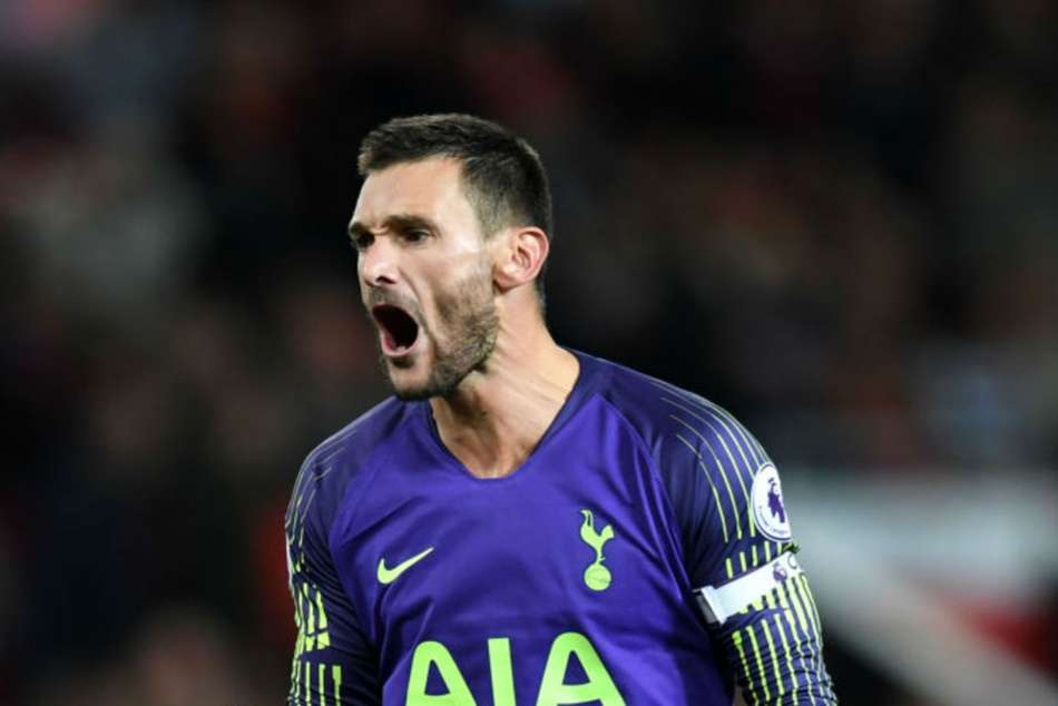 France and Tottenham golakeeper Hugo Lloris