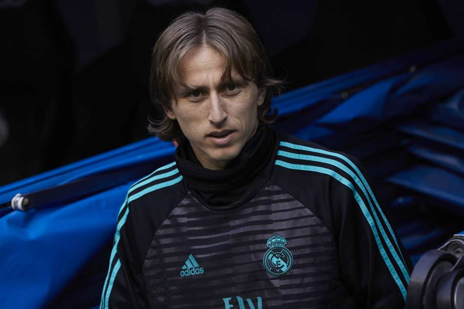 Isco Modric Ballon Dor Champions League Win Real Madrid
