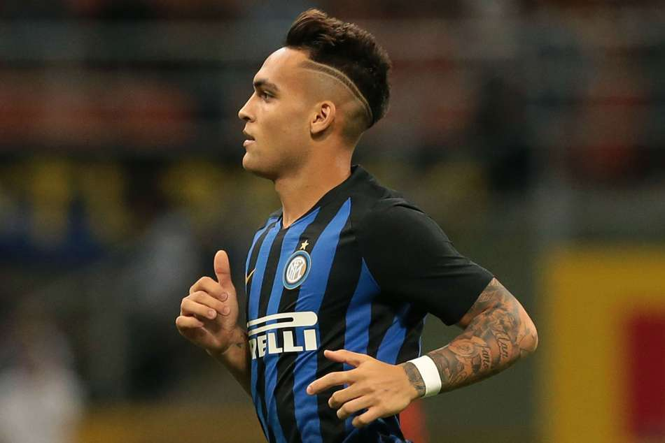 Argentina and Inter star Lautaro Martinez