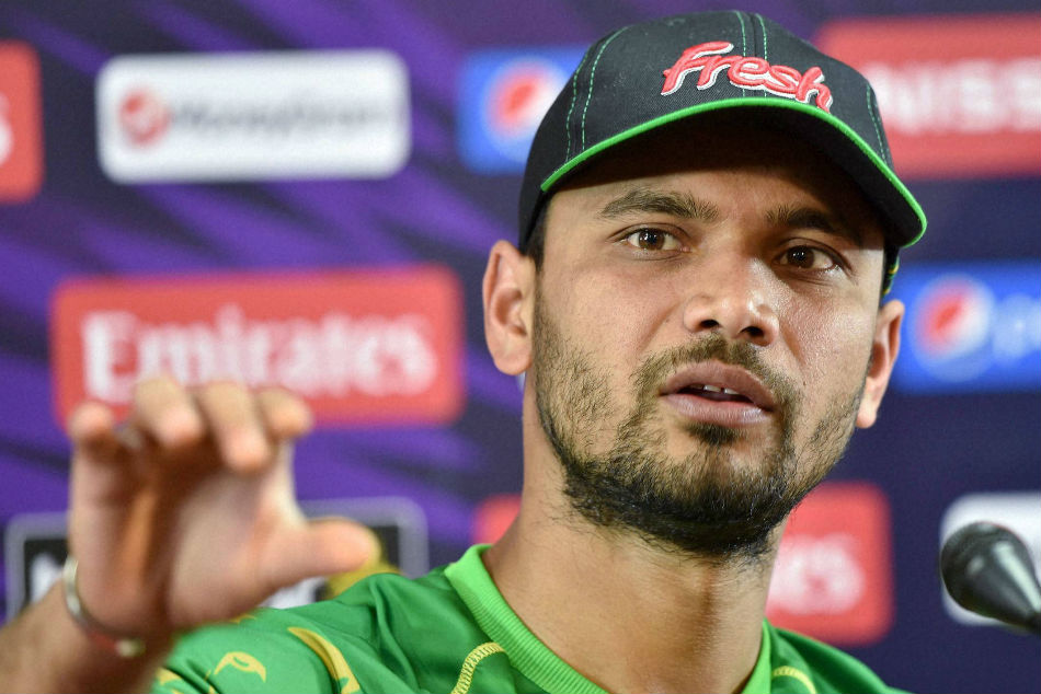 We Need Improve Our Batting Bowling Mortaza