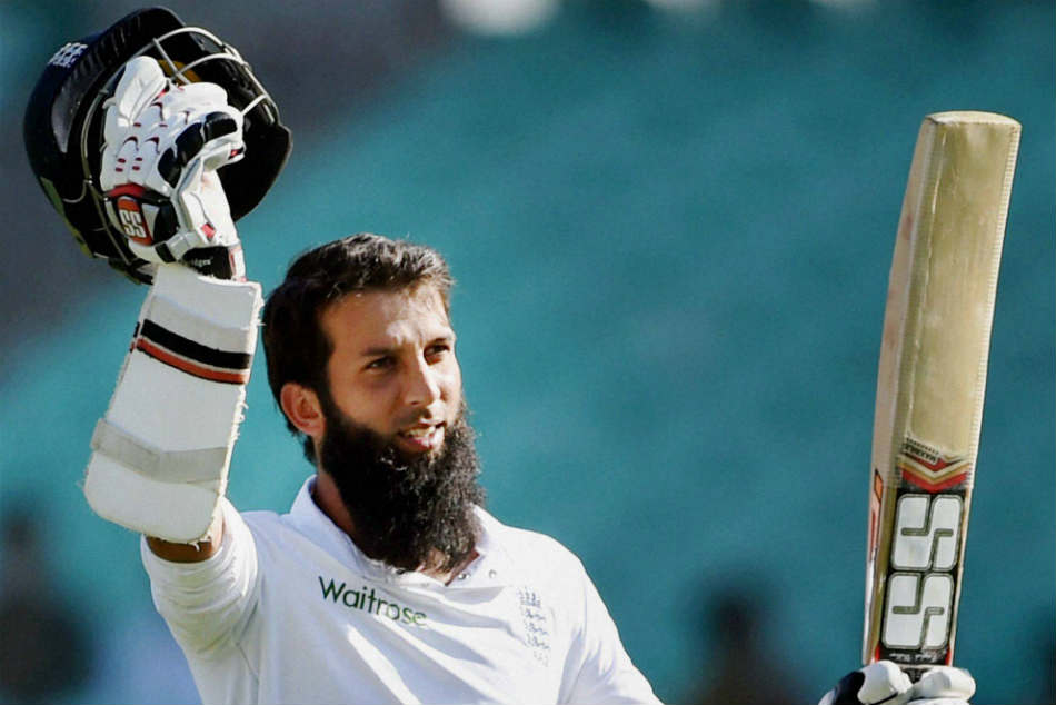 England all-rounder Moeen Ali accuses an Australian player of racially abusing him