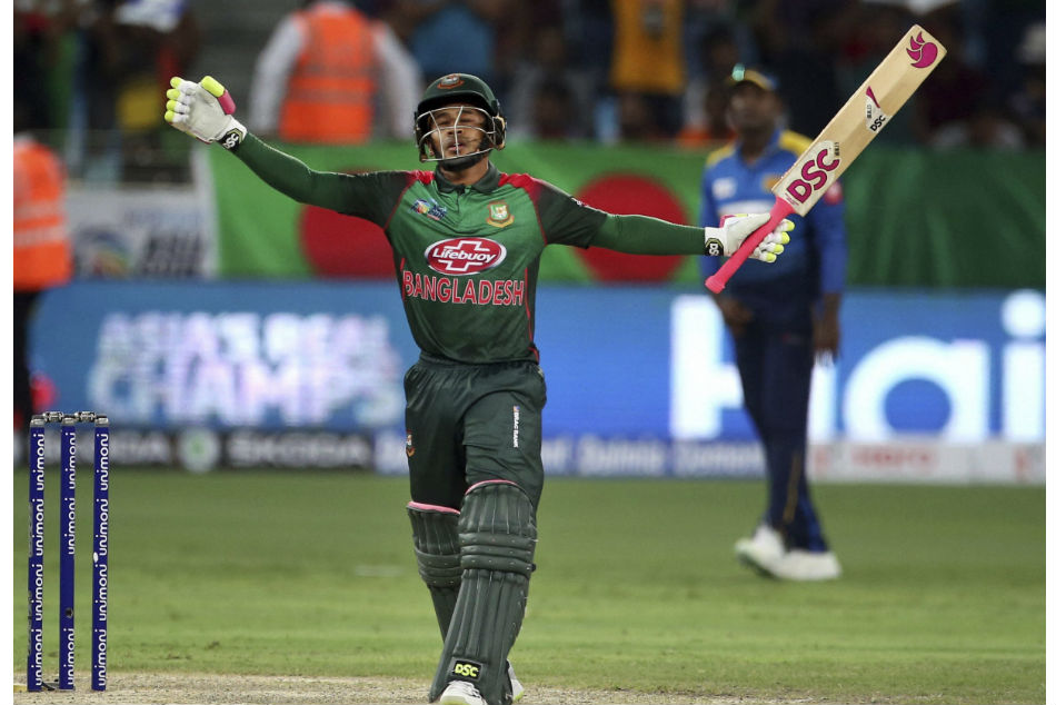 Asia Cup 2018 Bangladesh Crush Sri Lanka 137 Runs Thanks Mushfiqur Rahim