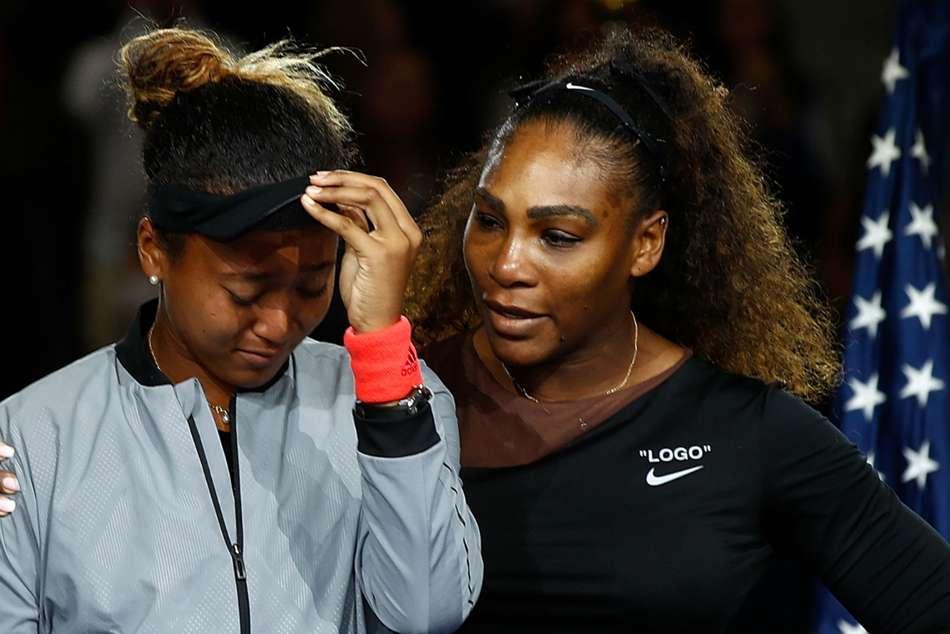 Naomi Osaka Little Bit Sad Us Open Final Boos Serena Williams